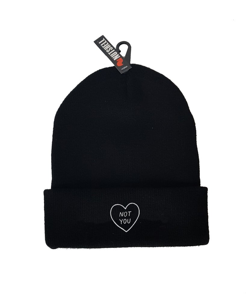 Image of Not you beanie