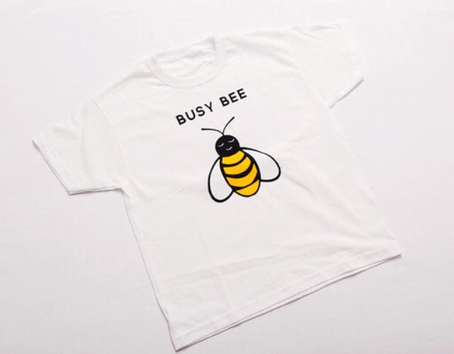 Image of Busy Bee Tee/Jumper