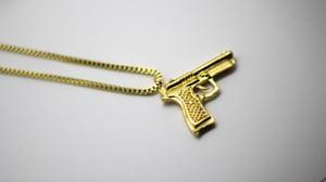 Image of Golden Gun Chain