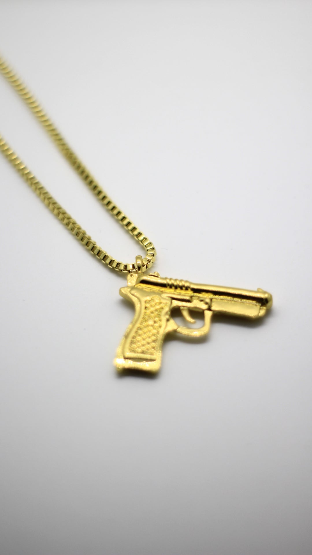 Image of Golden Gun Chain