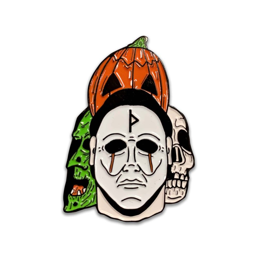 Image of Cult of Halloween pin