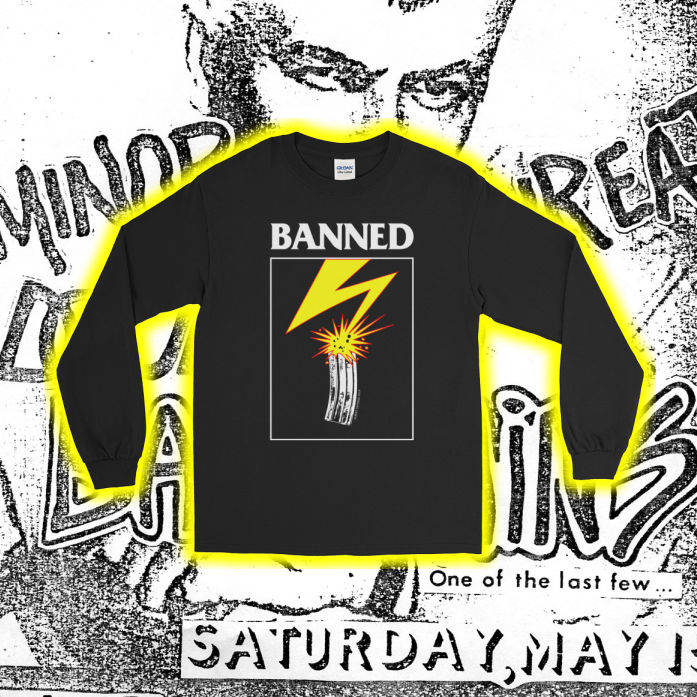 Image of Albert Defense Banned Long Sleeve