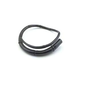 Image of Black Tendril Bangle Bracelet 05