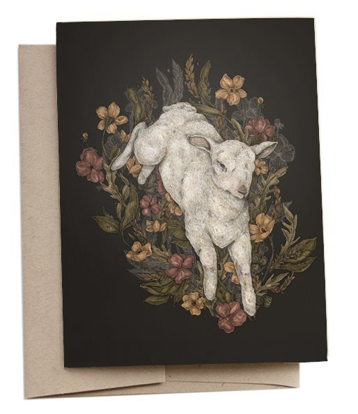 Image of Lamb Card