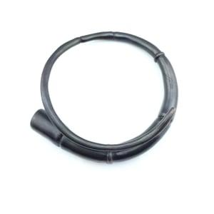 Image of Black Tendril Bangle Bracelet 07