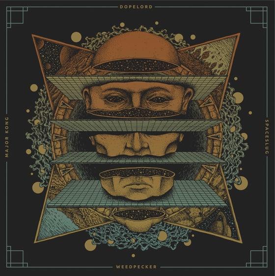 Image of 4way Split (CD)