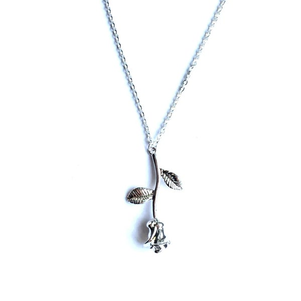 Image of Hopeless Romantic necklace