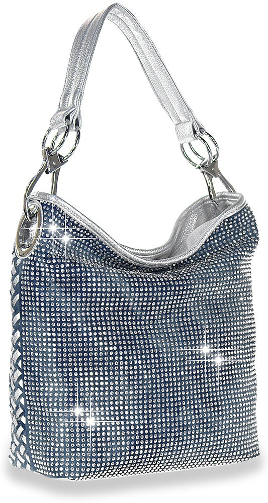 "Image of ""Sparkling"" Hobo Purse"