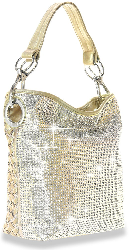 """Image of """"Sparkling"""" Hobo Purse (2 Colors)"""
