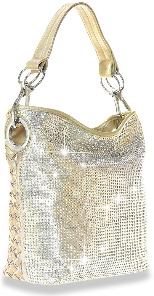 "Image of ""Sparkling"" Hobo Purse (2 Colors)"