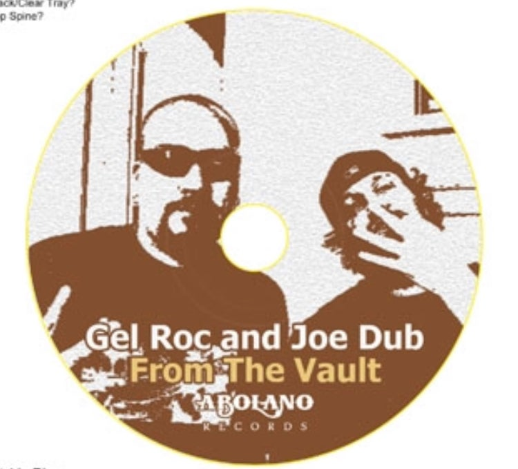 Image of GEL ROC & JOE DUB - FROM THE VAULT