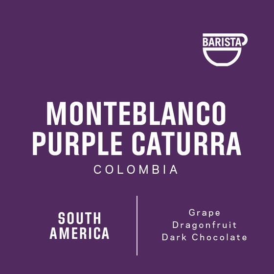 Image of Monteblanco Purple Caturra, Colombia