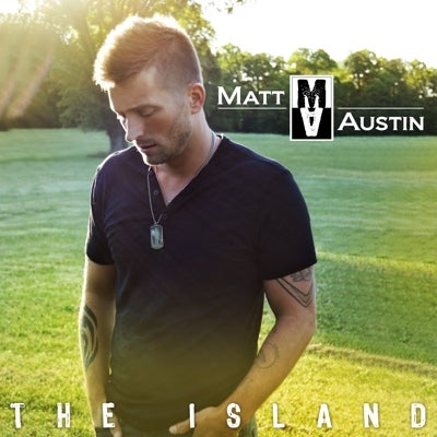 Image of Matt Austin - The Island EP (Autographed)