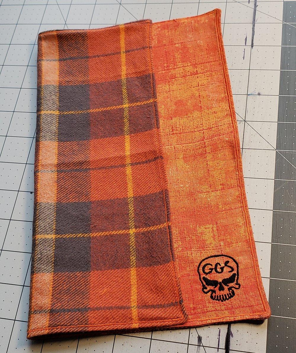 Image of Blazer Orange Flannel V2