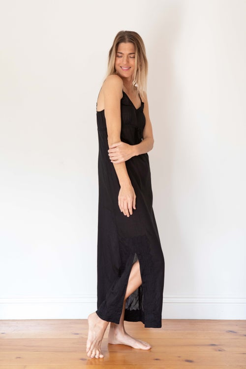 Image of Long Slip Dress