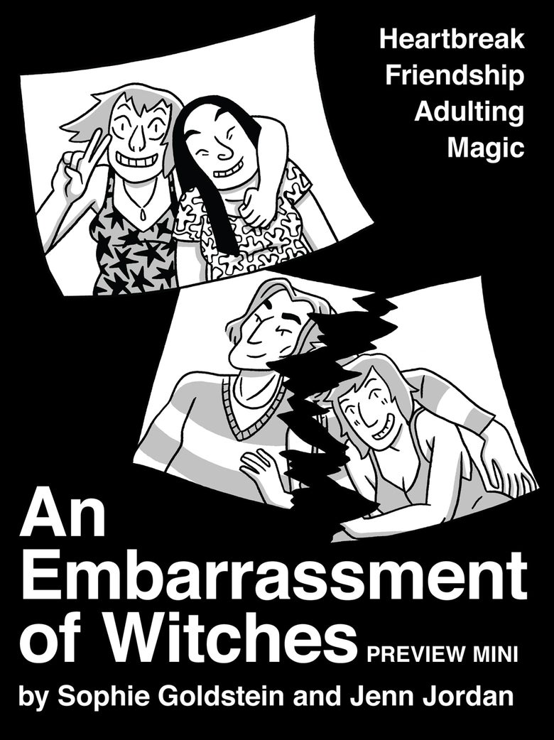 Image of An Embarrassment of Witches **PREVIEW**