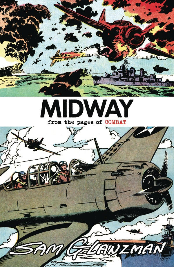Image of MIDWAY: FROM THE PAGES OF COMBAT