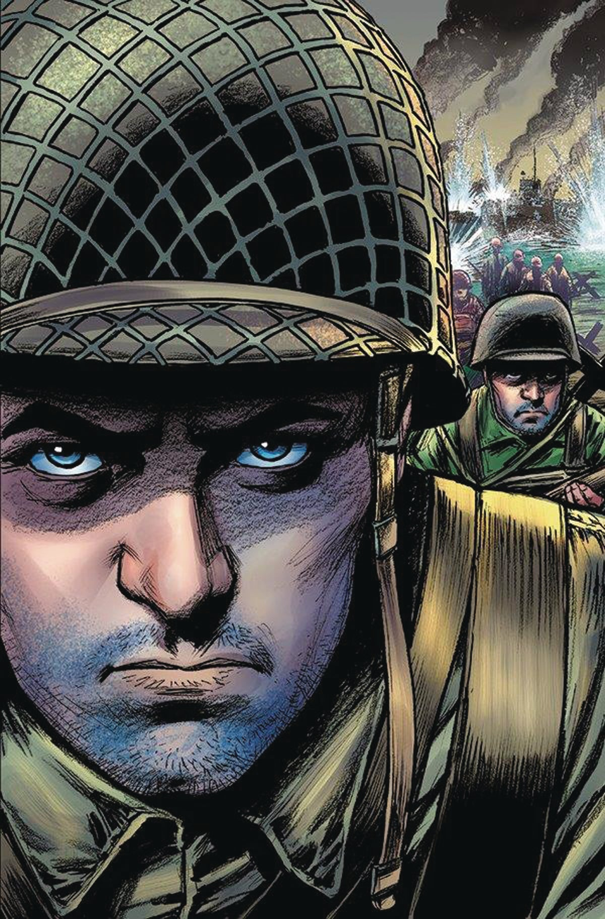 Image of D-DAY (Variant Cover by Russ Braun)