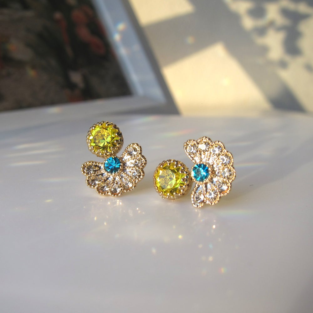 Image of Larissa earrings