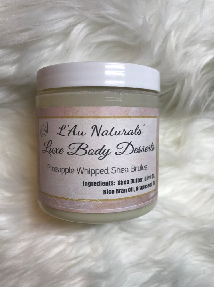 Image of Whipped Shea Brulee