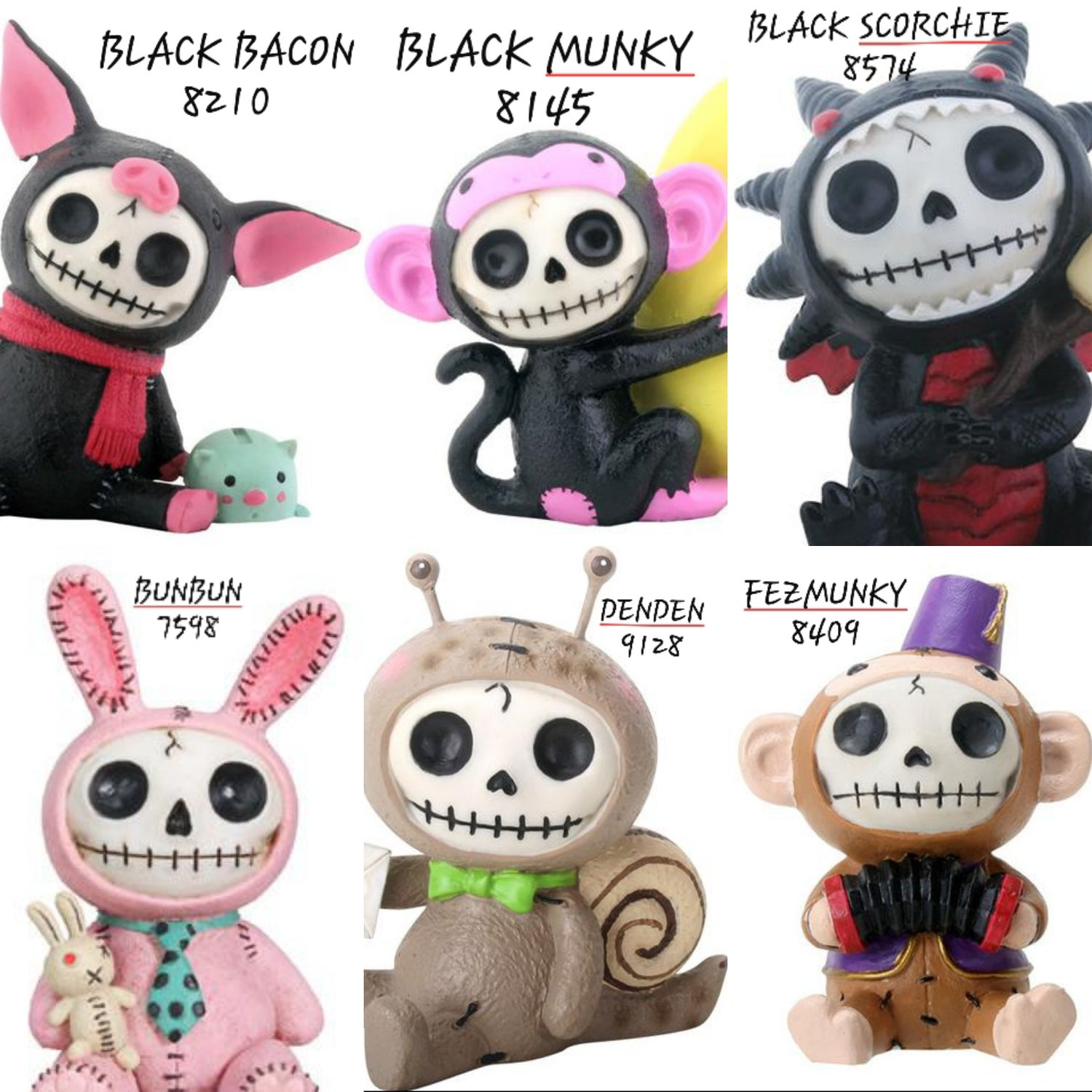 Furrybones Collection 4