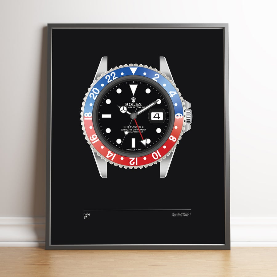Image of Rolex GMT-Master II