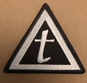 Image of Toadies - Triangle T Patch