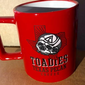 Image of Toadies - Texas Coffee Mug
