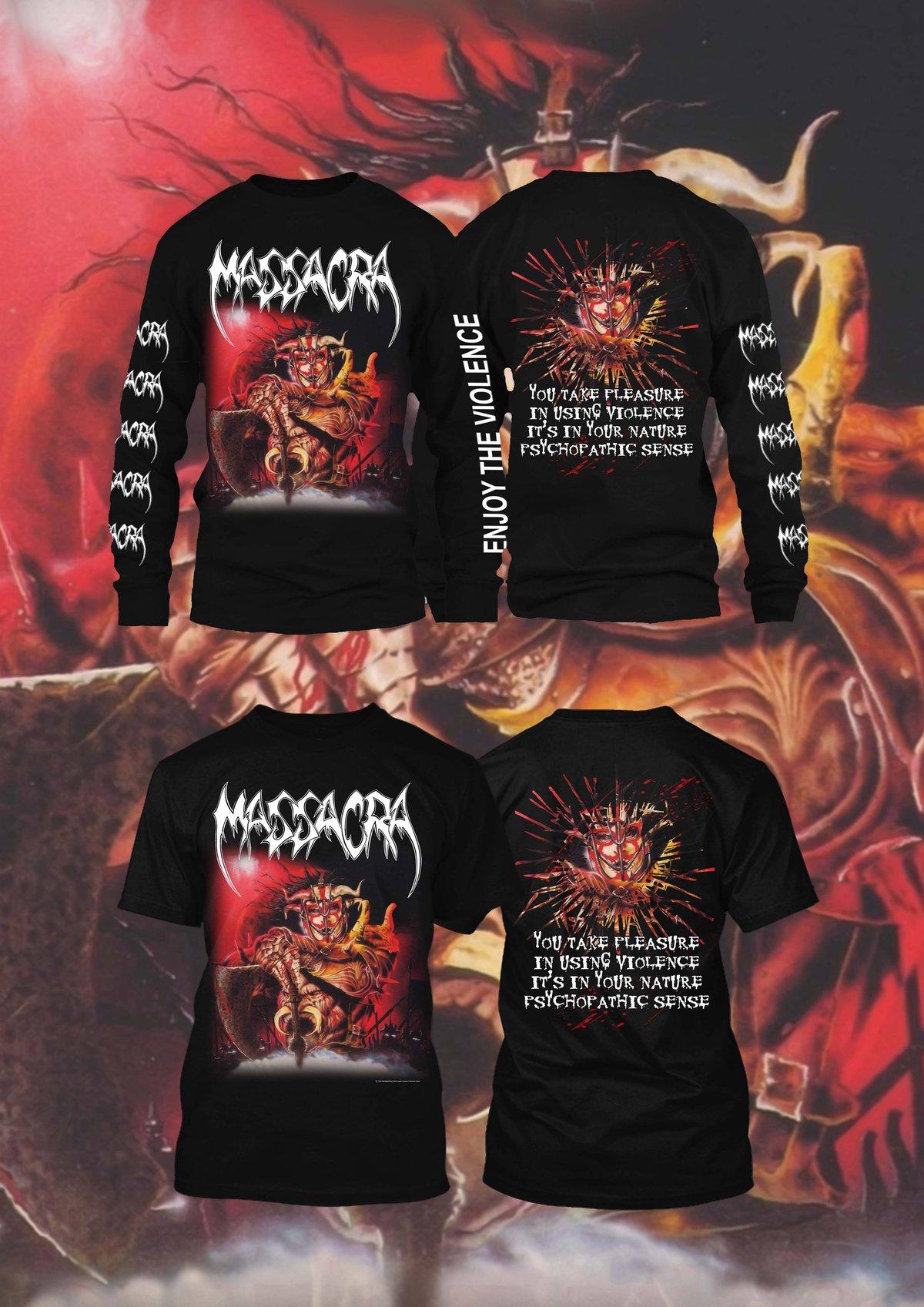 Image of Massacra – Enjoy The Violence