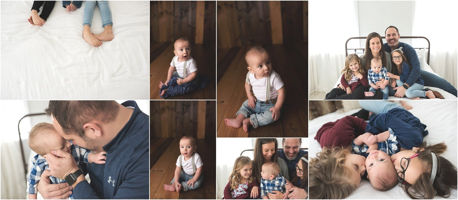 Image of Studio Family Session