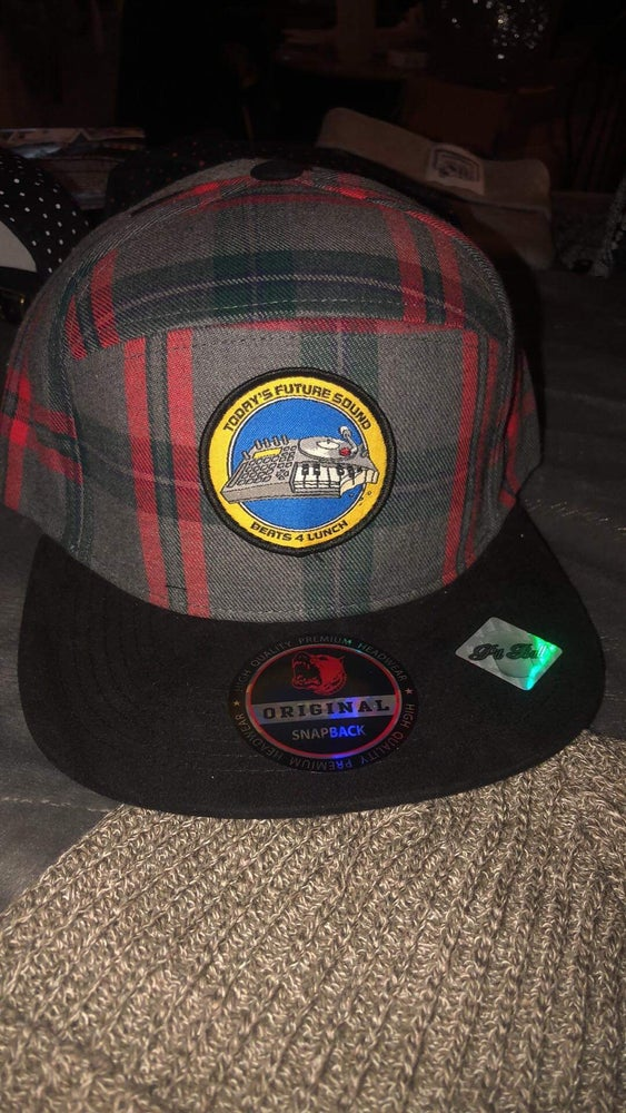 Image of Ableton Push/Dream Machine Snapbacks Hats