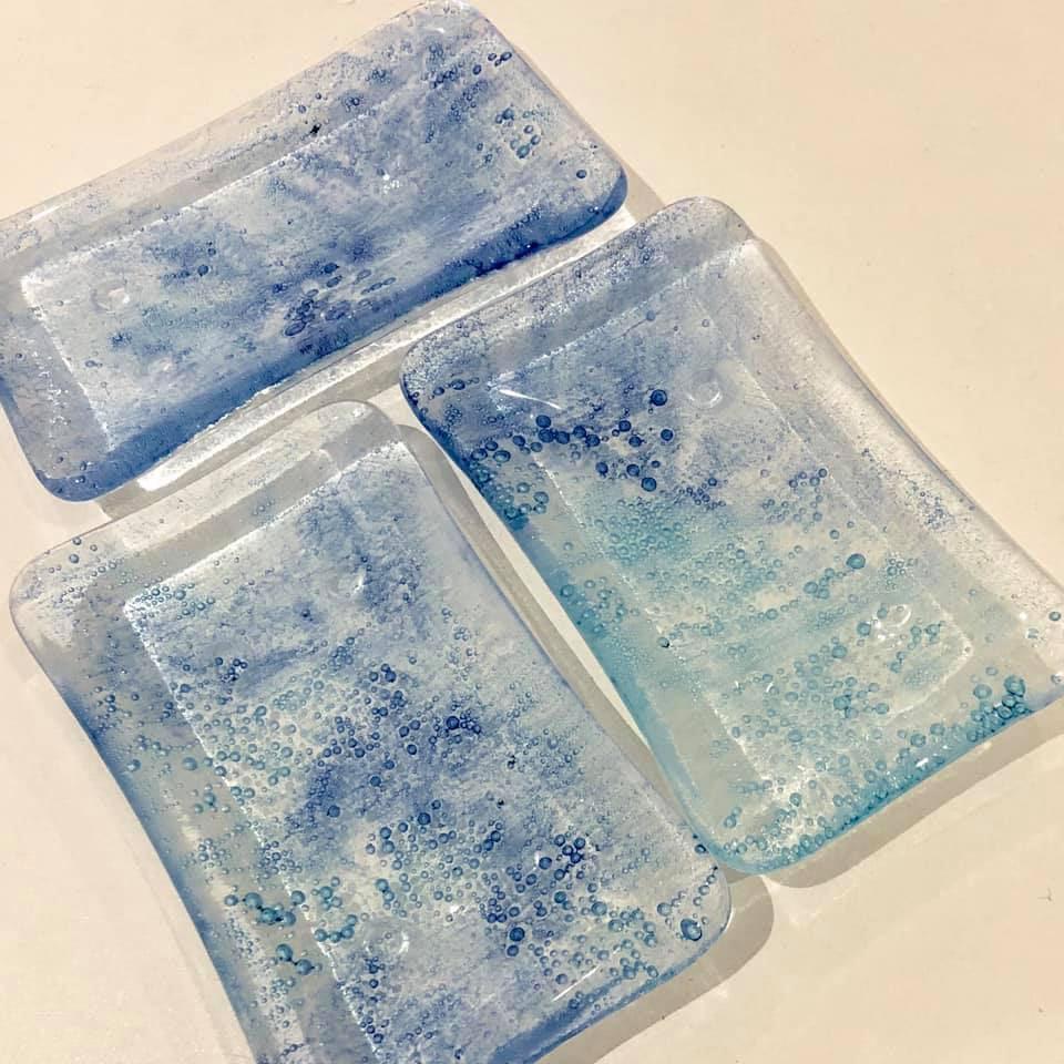 Image of Bubble soap dish