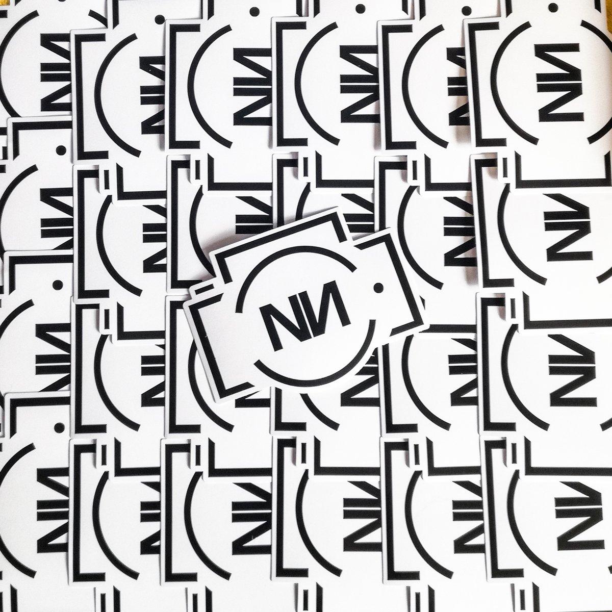 Image of NNP Logo Sticker