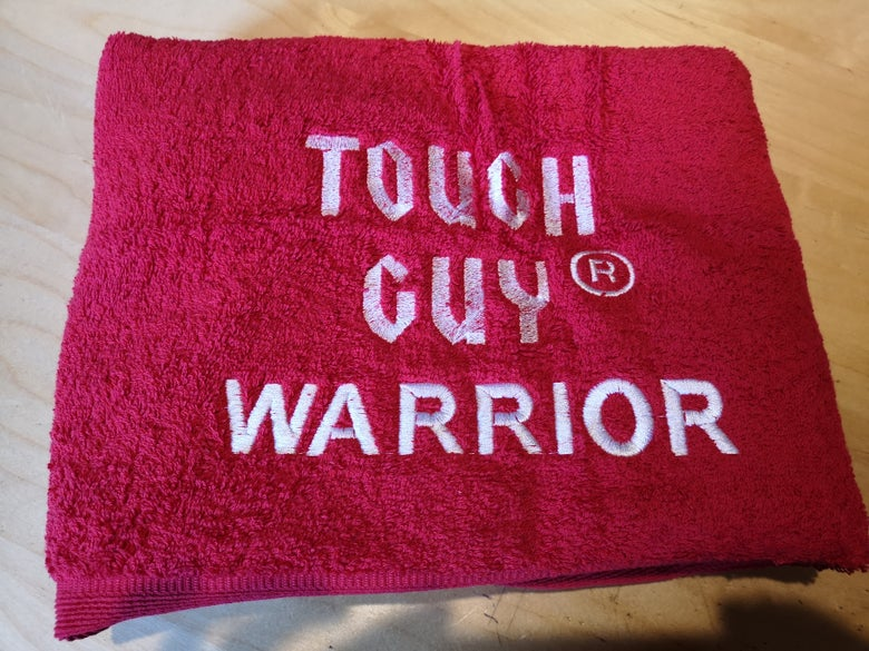 Image of Tough Guy Towel