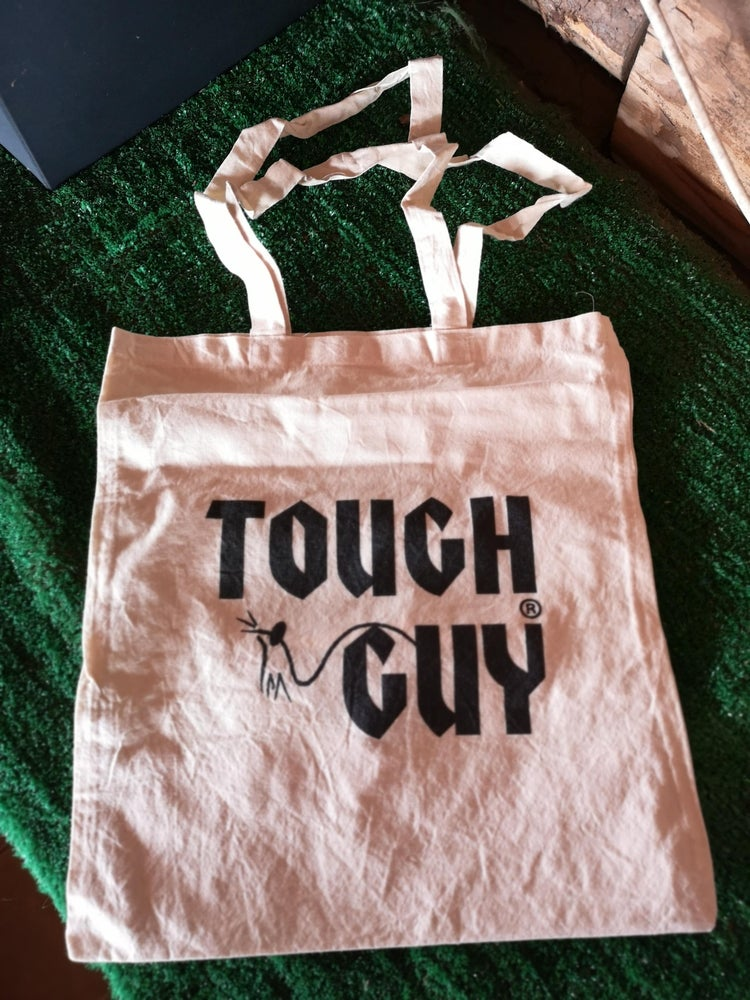 Image of Tough Guy Tote Bag
