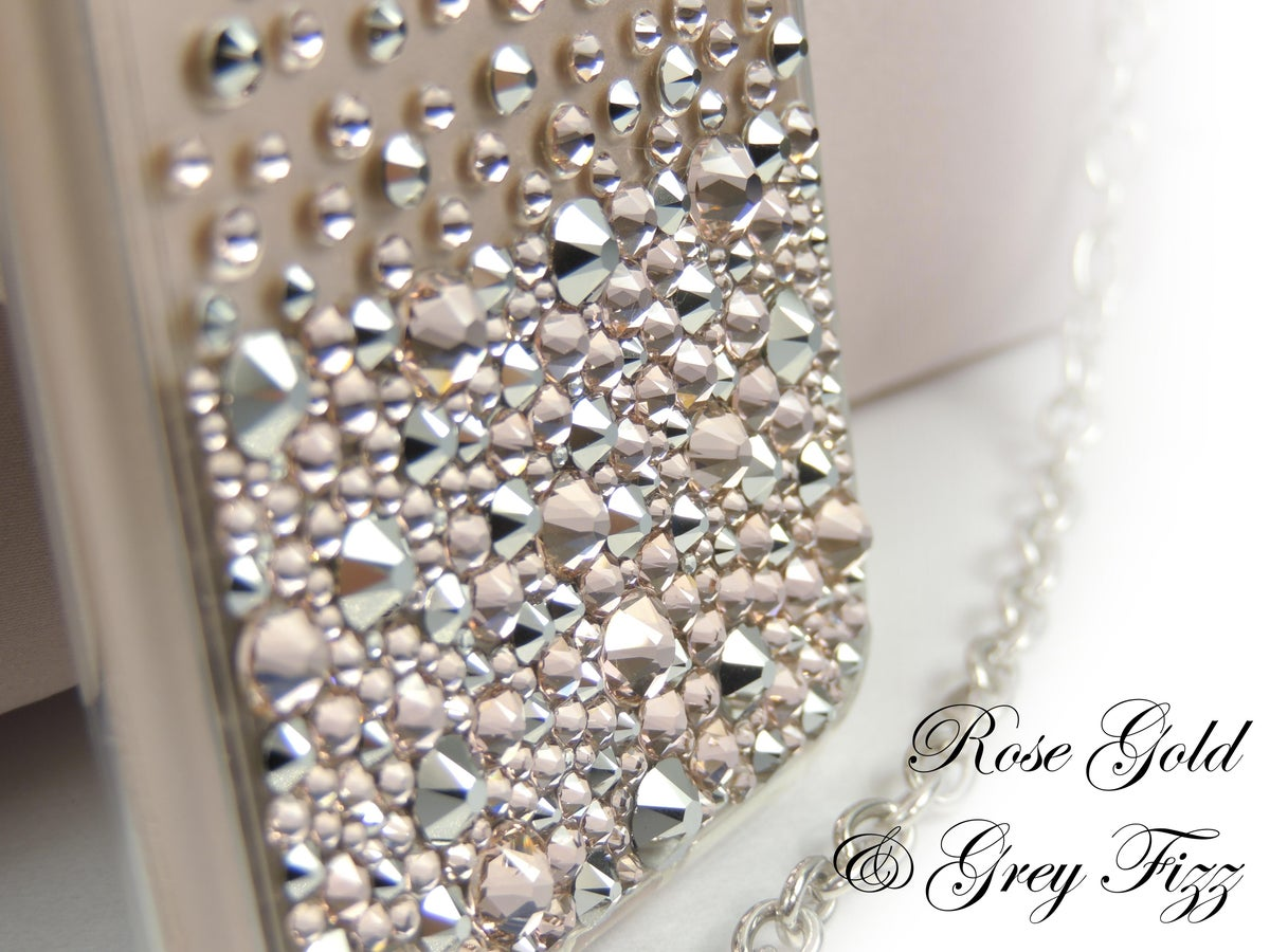Image of Crystal Fizz (various colours) with crystals by Swarovski® for the iPhone and Samsung range