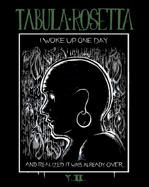 Image of Tabula Rosetta Issue 8 Print Version
