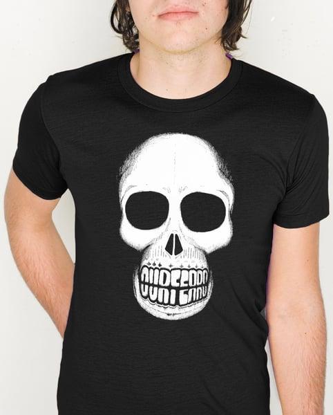 Image of Black Skull Shirt
