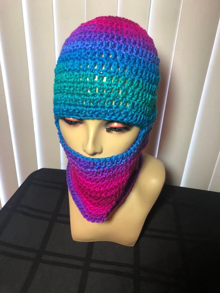 Ski Mask Crochet N Heidi