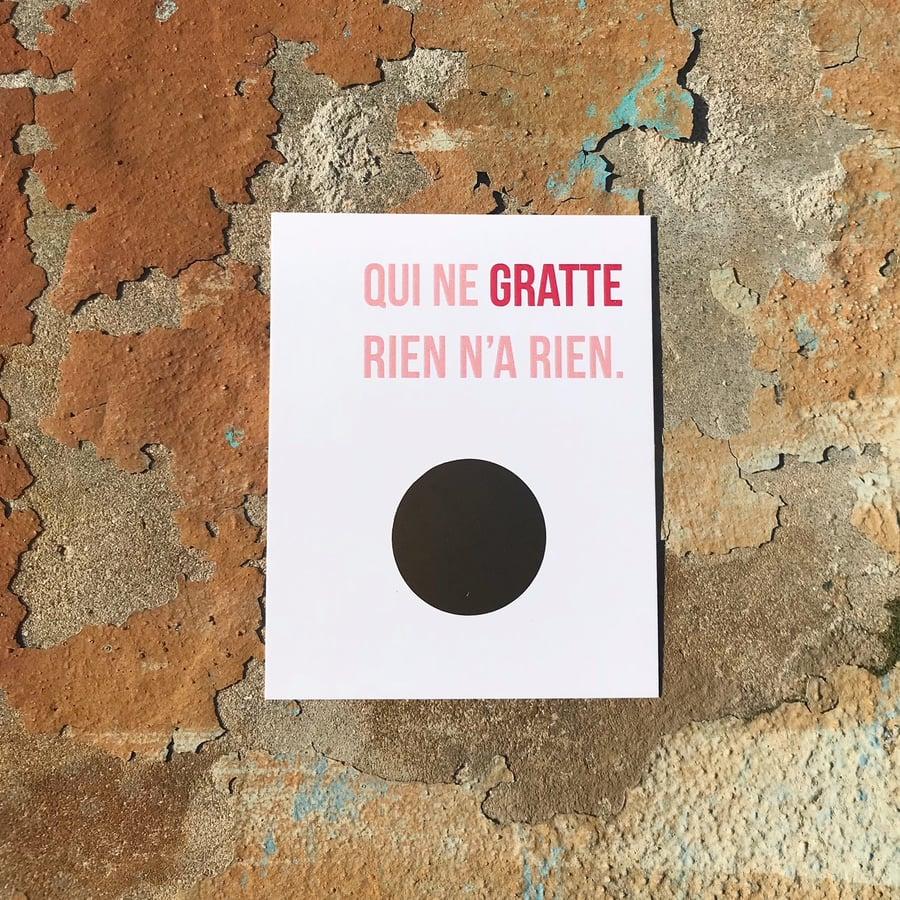 Image of Qui ne gratte... (Bébé est en route)
