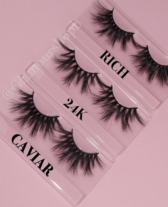Image of NEW GLAMOURSB LASHES