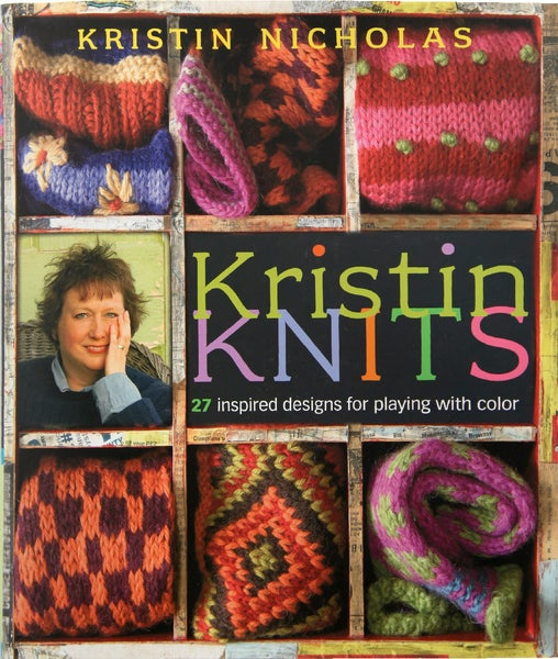 Image of Book - Kristin Knits - Signed Copy