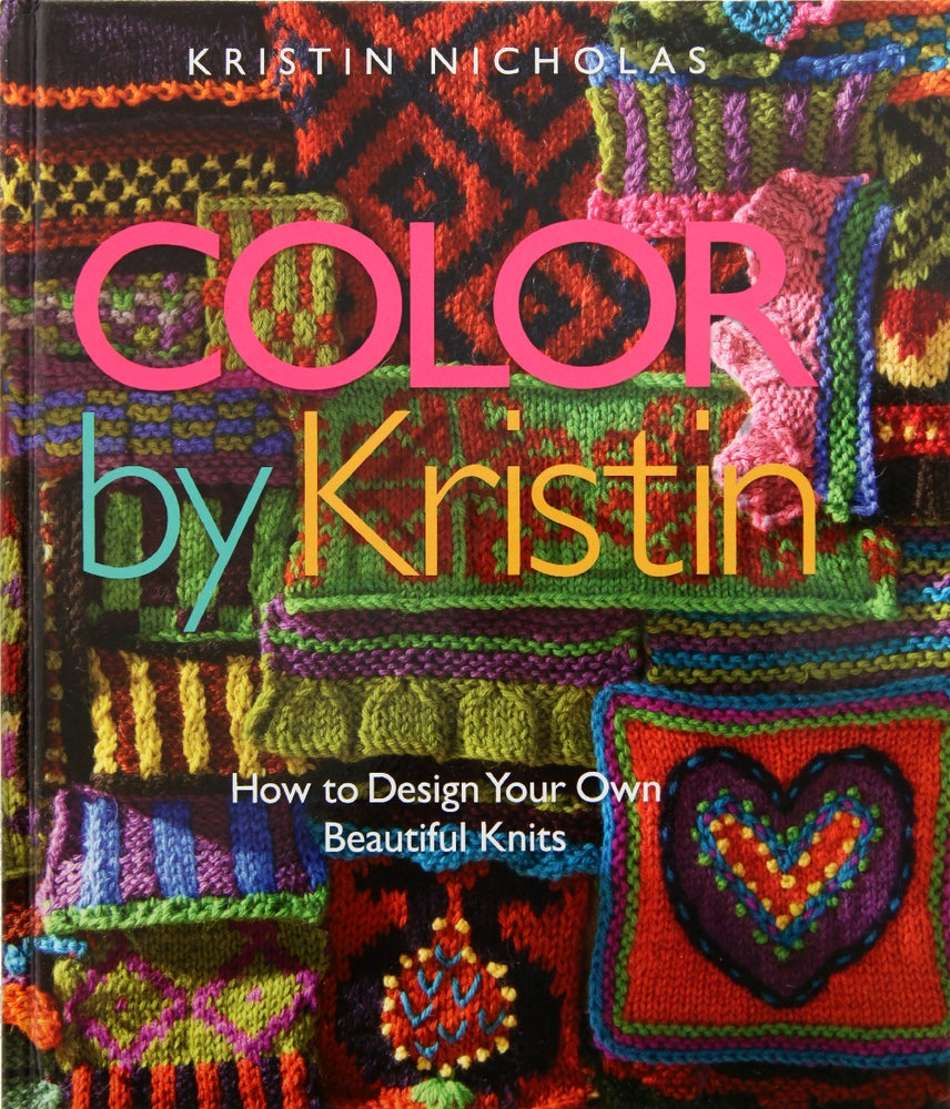 Image of Book - Color By Kristin - Signed Copy
