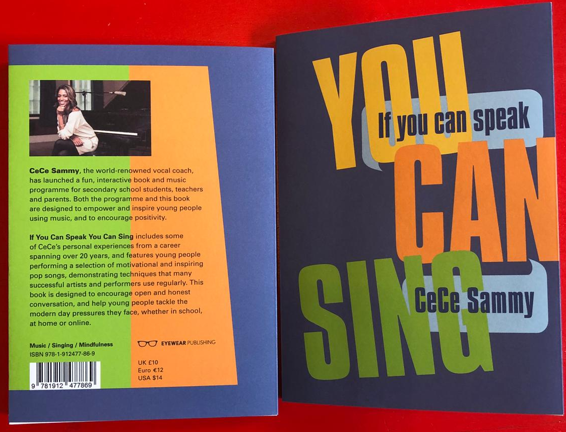 Image of If You Can Speak, You Can Sing!