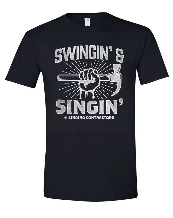 Image of Swingin' And Singin' Tee