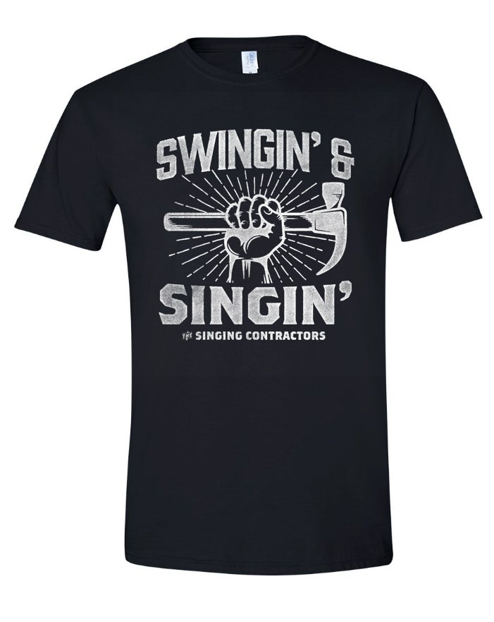 Image of Swingin' And Singin' Tee