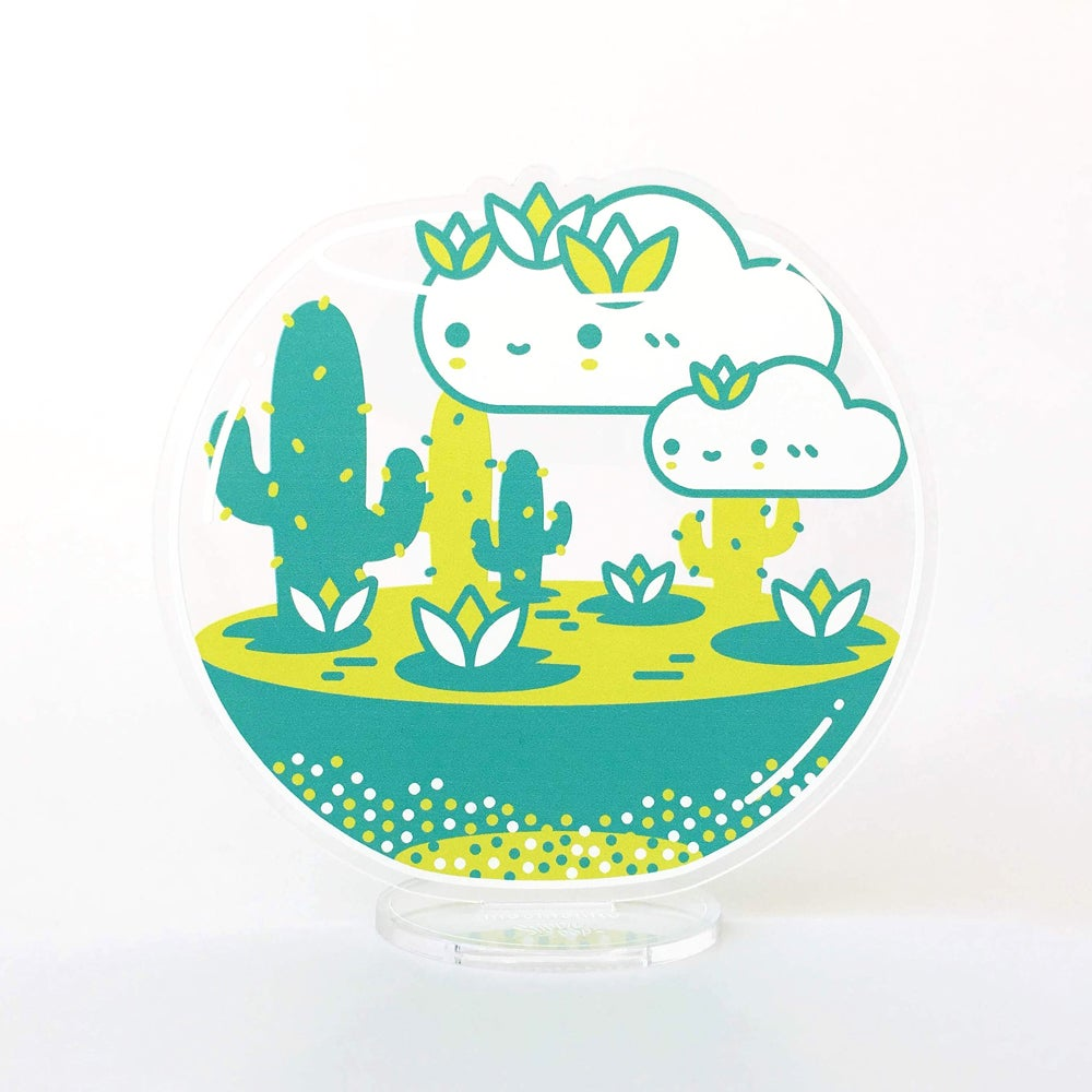 Image of Mochichito Cloud Royalty Terrarium