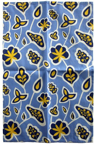 Image of Jaipur Blue Tea Towel - FREE SHIPPING