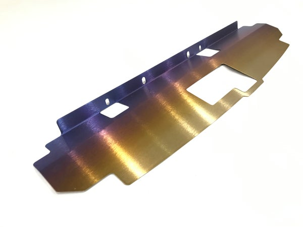 Image of Nissan Skyline R32 GTR titanium cooling plate