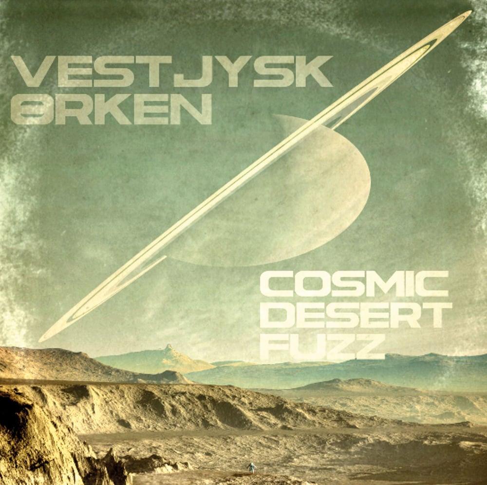 Image of Vestjysk Orken - Cosmic Desert Fuzz BLACK DUST Edition Ltd